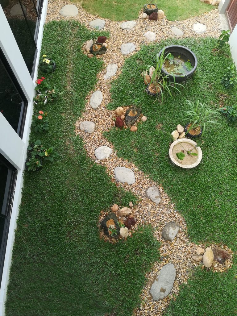 Landscaping, Putra Heights